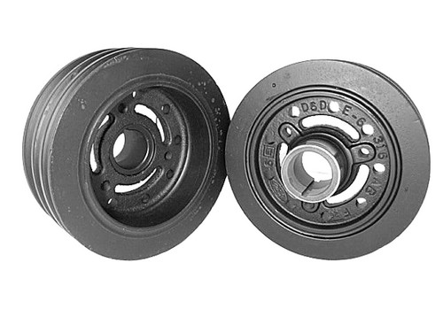 FORD 250 1969-89 TRIPLE GROOVE PULLEY