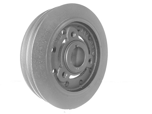 FORD 460 68-97 PASS CAR DBL GROOVE PULLEY